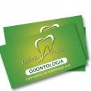Cartão de visitas 4x4 cores - 1000 unidades - papel Triplex 250g